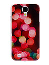 Romantic Bubble Pattern Hard Case for Samsung Galaxy S4 I9500
