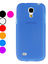 TPU Soft Case for Samsung Galaxy S4 mini I9190 (Assorted Colors)