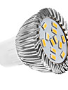 4W GU10 Spot LED MR16 12 SMD 5630 360 lm Blanc Chaud AC 110-130 / AC 100-240 V