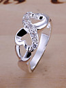Ring Party Jewelry Alloy / Silver Plated Statement Rings6 / 7 / 8 / 9 / 10 Gold