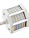 6W R7S LED лампы типа Корн 45 SMD 3014 450 lm Тёплый белый AC 85-265 V