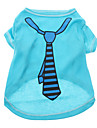 Cool Tie Pattern T-shirt for Pets Dogs (Assorted Sizes)