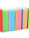 Mesh Esponja limpiadora para uso en el hogar (color al azar)