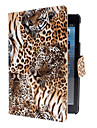 Fierce Tiger Pattern PU Full Body Case for iPad mini 3, iPad mini 2, iPad mini (Assorted Colors)