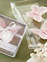Luz do cha da borboleta flutuante na caixa de presente do jardim-Tematico