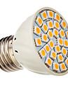 E27 30x5050SMD 3000K теплый белый свет Светодиодные пятно лампы (12)
