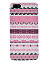 Rich Decorative Pattern Glossy Plastic Back Shell for iPhone 5/5S