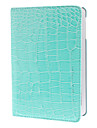 360 Degree Rotating Crocodile Print Case for iPad mini 3, iPad mini 2, iPad mini (Assorted Colors)
