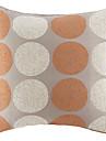 """18 """"Squard Мода Dot текстурой шениль полиэстер декоративным покрытием Подушка"""