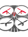 Attop YD-716 4 canaux 3 axes UFO RC Quadcopter avec le gyroscope