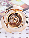 Sweet Style Gold Rose Alloy Ring