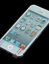 MOCOLL Front + Back Protector Anti-rotto schermo per iPhone 5 - Trasparente