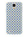 Pour Samsung Galaxy Coque Motif Coque Coque Arriere Coque Forme Geometrique Polycarbonate Samsung S4