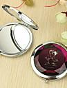 Персонализированные шаблон Подарочная Любовник Chrome компактное зеркало