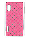 Starry Sky Pattern Hard Case with Rhinestone for LG L5 (Assorted Colors)