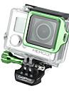 Аксессуары для GoPro,МонтажДля-Экшн камера,Gopro Hero 3 Gopro Hero 3+ Алюминиевый сплав