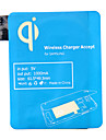 Blue Qi Standard Wireless Charging Receiver Pad For Samsung Note3
