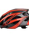 Half Shell - Жен. / Муж. / Универсальные - Велосипедный спорт / Горные велосипеды / Шоссейные велосипеды - шлем (Чёрный / Оранжевый ,