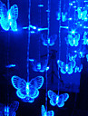 2M cordes LED Lumiere de Noel decoratif pour fenetre de lumiere