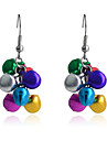 Women\'s Drop Earrings Chrismas Cute Style European Costume Jewelry Alloy Jewelry For Party Daily Casual