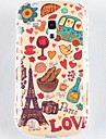 Food Combination of Coloured Drawing Or Pattern TPU for Samsung Galaxy S3 Mini I8190
