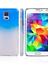 For Samsung Galaxy Case Pattern Case Back Cover Case Color Gradient PC Samsung S5