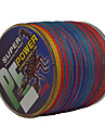 500M / 550 Yards PE Braided Line / Dyneema / Superline Fishing Line Assorted Colors 50LB / 45LB / 60LB 0.3;0.32;0.37 mm ForSea Fishing /