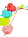 Flèche par Design Boîte à thé de coeur (couleur aléatoire)