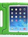 enfants eva mousse poignee antichoc couvercle du boitier de support pour iPad 2/3/4