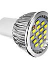 6W E14 / GU10 / GU5.3(MR16) / E26/E27 Точечное LED освещение 15 SMD 5730 400 lm Тёплый белый / Холодный белый Регулируемая AC 220-240 V