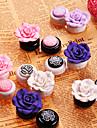 Корейский милые и красивые Контейнеры для контактных линз (случайный цвет)