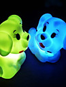 Puppy Rotocast farveskiftende Night Light