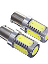7.5W Red/Yellow/Amber/White Light LED for Reversing Car Bulb
