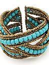 Bohemia Fashion Handmade Beads Open Bracelet