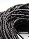 Vintage Brown 100 centímetros de alta qualidade de couro ChainsDIY (1 Pc)