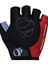 KORAMAN® Sports Gloves Men\'s Cycling Gloves Summer Bike Gloves Anti-skidding / Breathable Fingerless Gloves NylonCycling Gloves/Bike