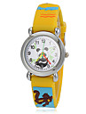 Women's Cartoon Round Dial Silicone Band Quartz Analog Casual Watch Cool Watches Unique Watches