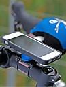 120 graus rotativa multi-função de telefone móvel pc + TPU montar titular para o iPhone 5 / 5s