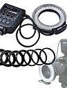 Meike LED Macro Ring Flash FC-100 for Canon Nikon Pentax Olympus DSLR Camera Camcorder