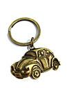 eski eski araba bronz alaşımlı Anahtarlık (1 adet)