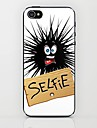 Thriller Monster Pattern Hard Case for iPhone 5/5S