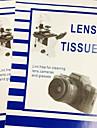 объектив ткани очистки бумаги lenspen вентилятор воды