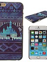 Forever Young Pattern Hard Cover for iPhone 6