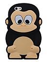 Pour Coque iPhone 6 Coques iPhone 6 Plus Antichoc Coque Coque Arriere Coque Dessin Anime 3D Flexible Silicone pouriPhone 6s Plus/6 Plus