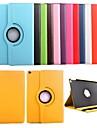 karzea® 360 graden draaiende pu lederen tas met standaard en stylus voor iPad lucht 2