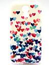 Love Dancing Pattern TPU Soft Case for S4 Mini I9190