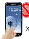 삼성 갤럭시 S3 I9300를위한 매트 화면 보호기 (5 개)