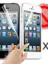 아이폰 5 / 5S에 대한 무광택 화면 보호기 (5 개)