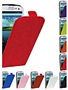 Flip-Open Horse Grain PU Leather Full Body Case for Samsung Galaxy S3 I9300