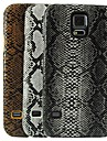 Snake Skin Design Pattern Hard Case for Samsung Galaxy S5 I9600